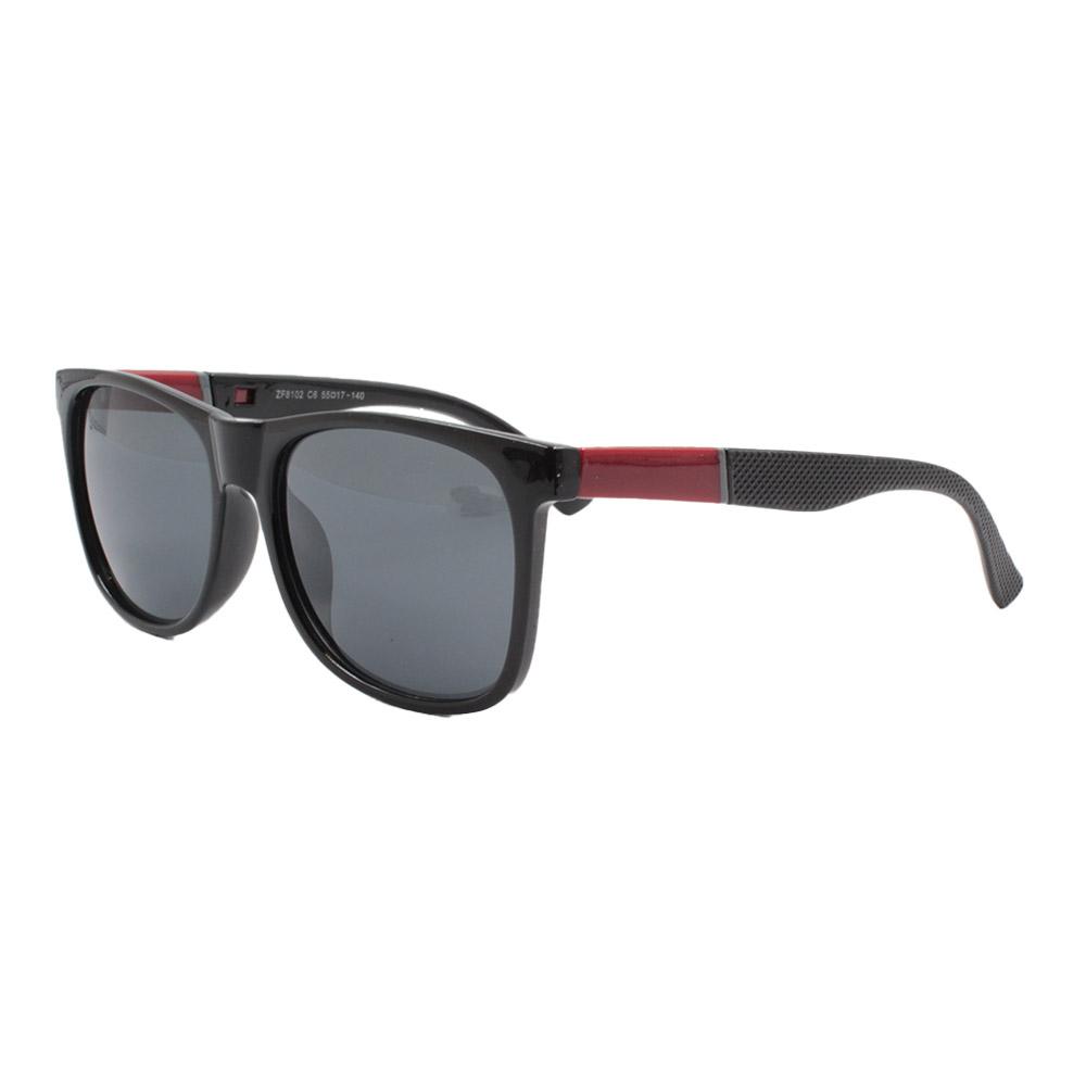 Óculos Solar Masculino ZF8102 Preto