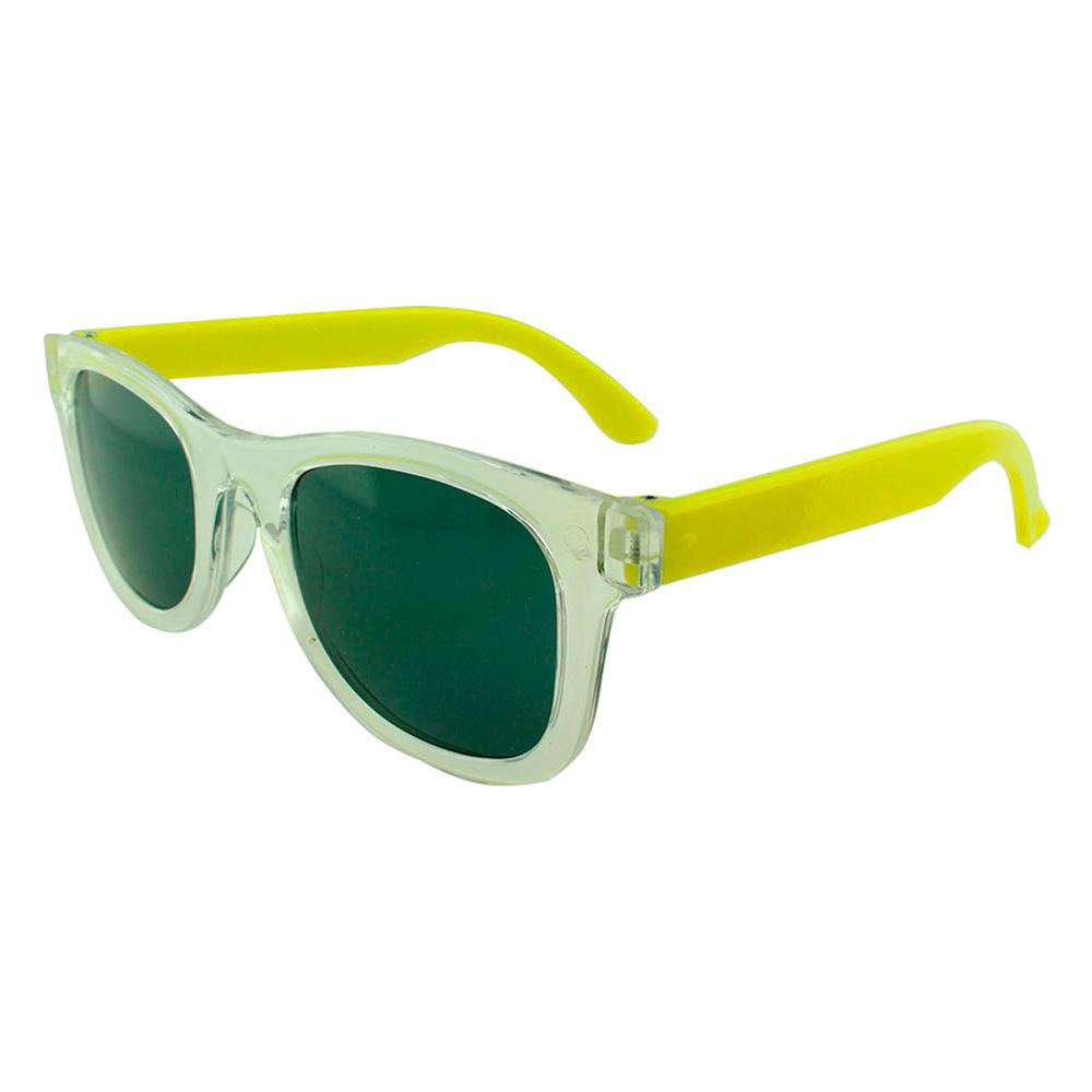 Óculos Solar para Brinde Infantil 843 Transparente e Amarelo (SOB ENCOMENDA)