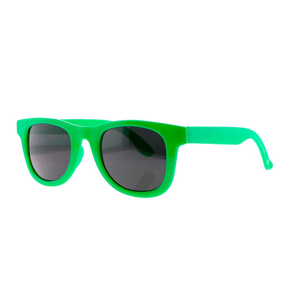 Óculos Solar para Brinde Infantil MINI WAY 340 Verde (SOB ENCOMENDA)