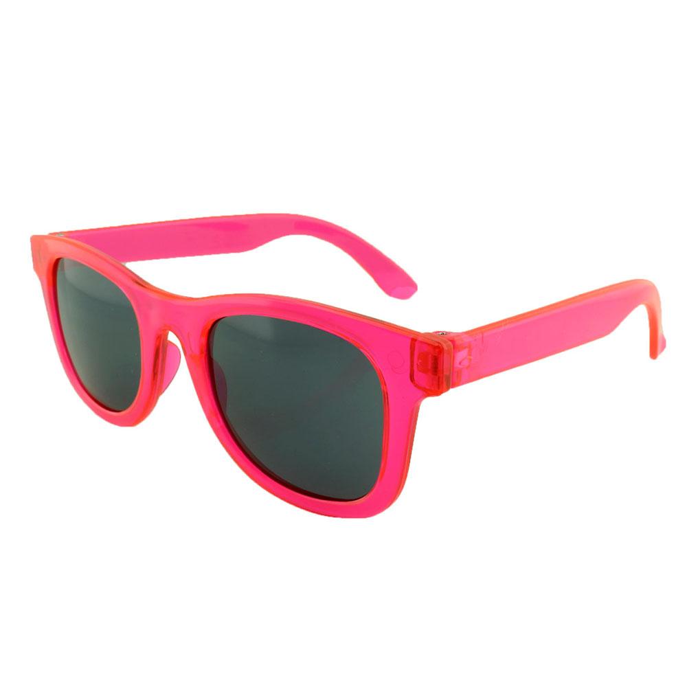 Óculos Solar para Brinde Infantil MINI WAY 840 Rosa Translúcido (SOB ENCOMENDA)