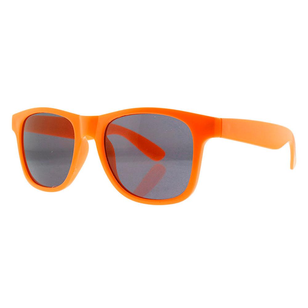 Óculos Solar para Brinde Unissex 240 Laranja (SOB ENCOMENDA)