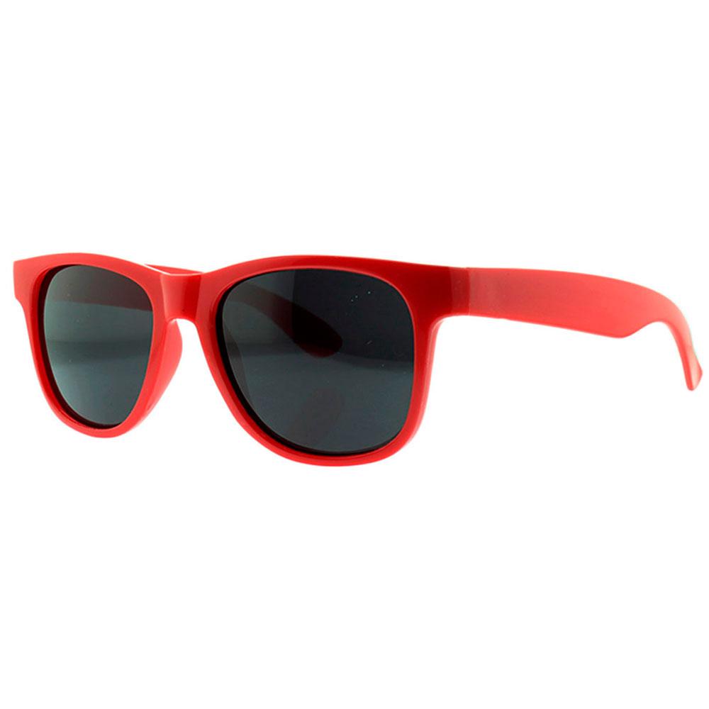 Óculos Solar para Brinde Unissex 240 Vermelho (SOB ENCOMENDA)
