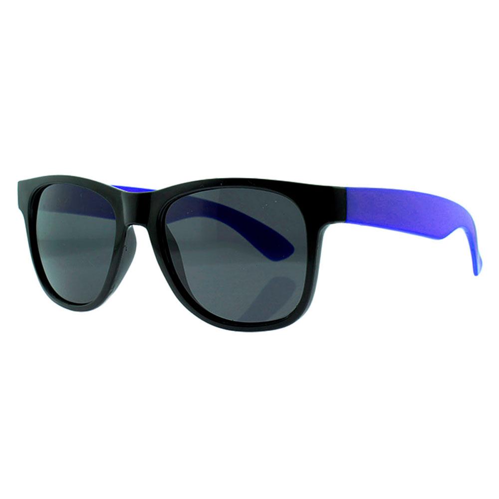 Óculos Solar para Brinde Unissex 243 Preto e Azul (SOB ENCOMENDA)