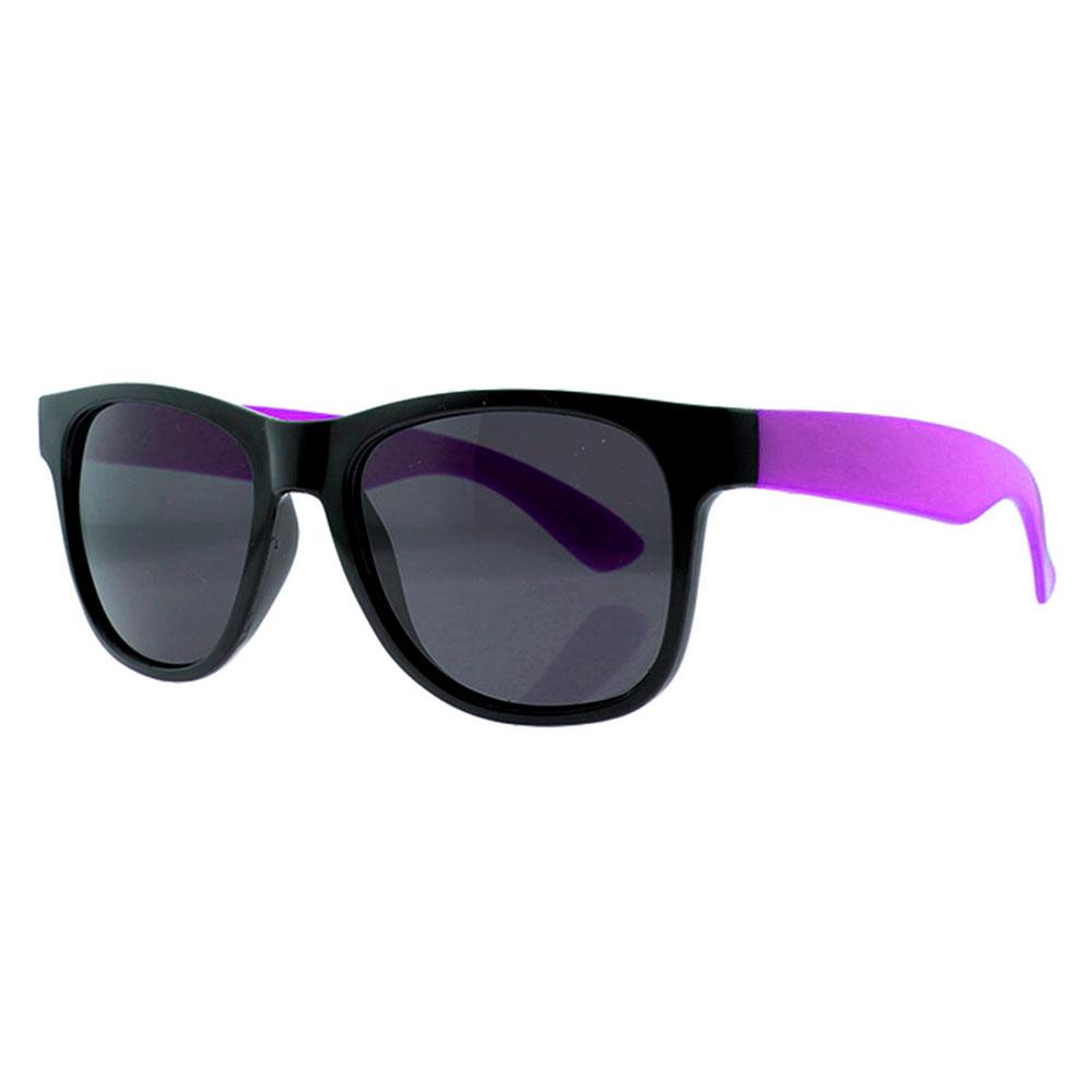 Óculos Solar para Brinde Unissex 243 Preto e Roxo (SOB ENCOMENDA)