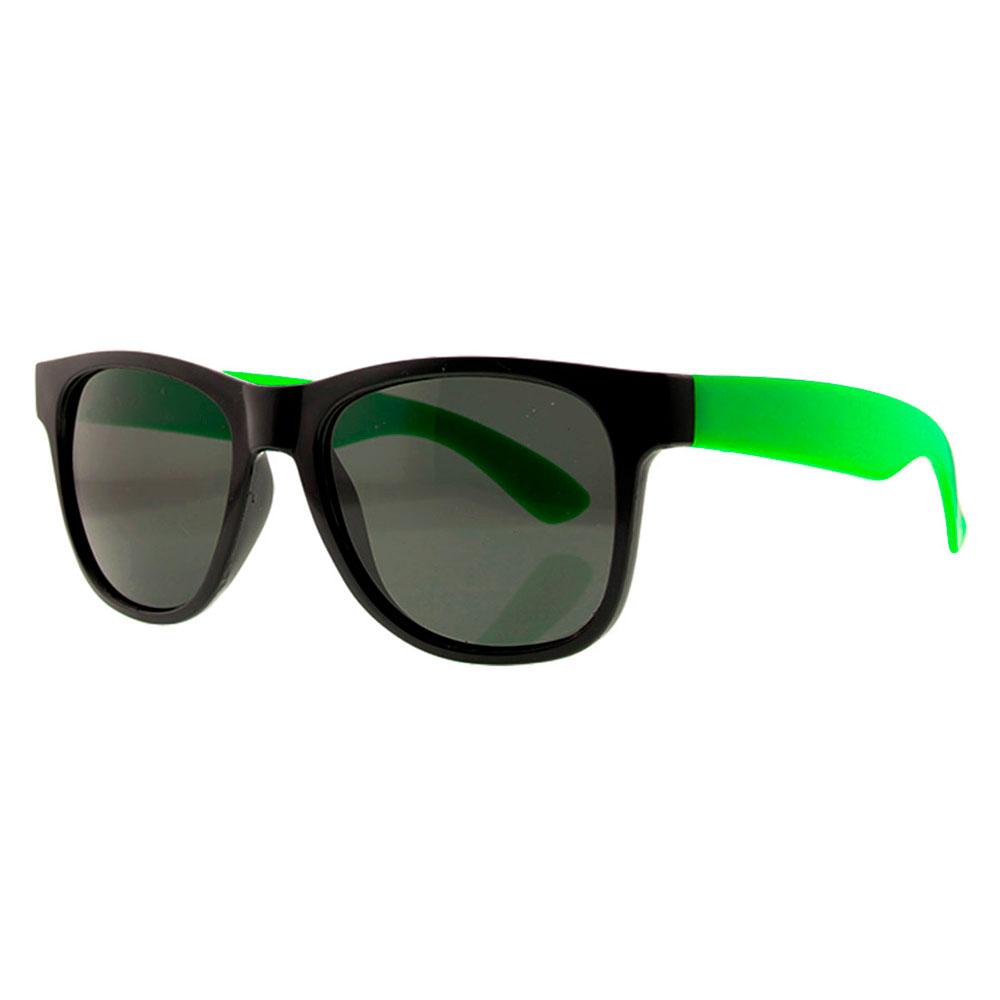 Óculos Solar para Brinde Unissex 243 Preto e Verde (SOB ENCOMENDA)