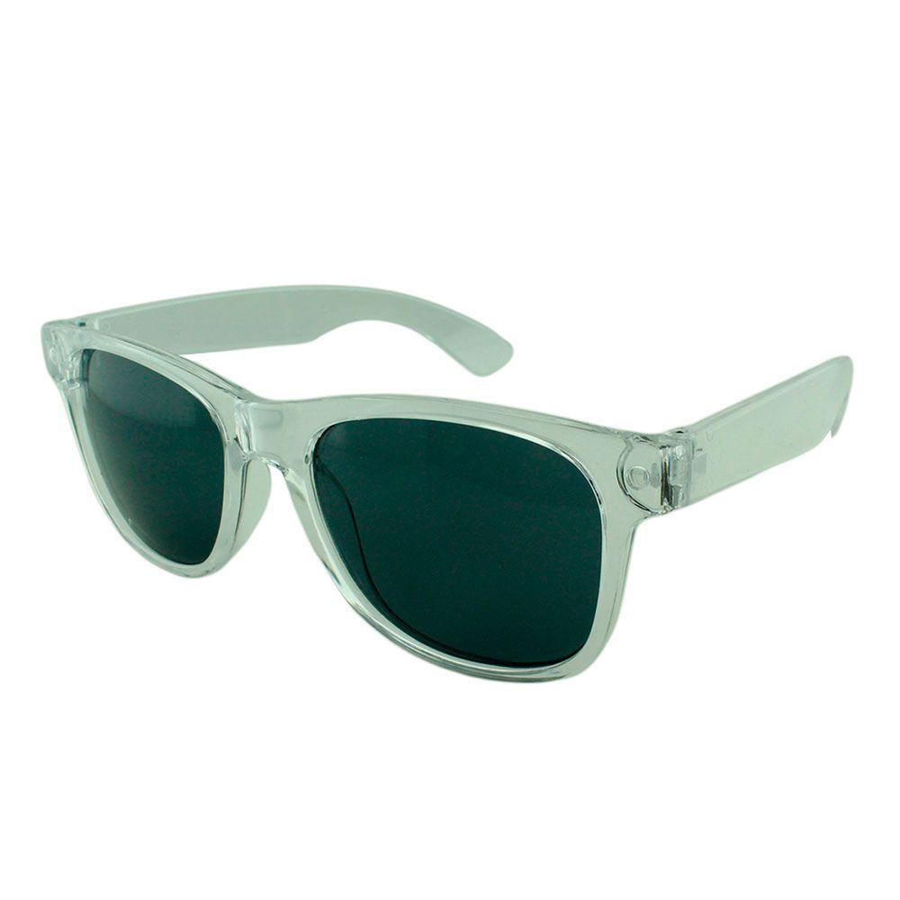 Óculos Solar para Brinde Unissex 740 Transparente (SOB ENCOMENDA)
