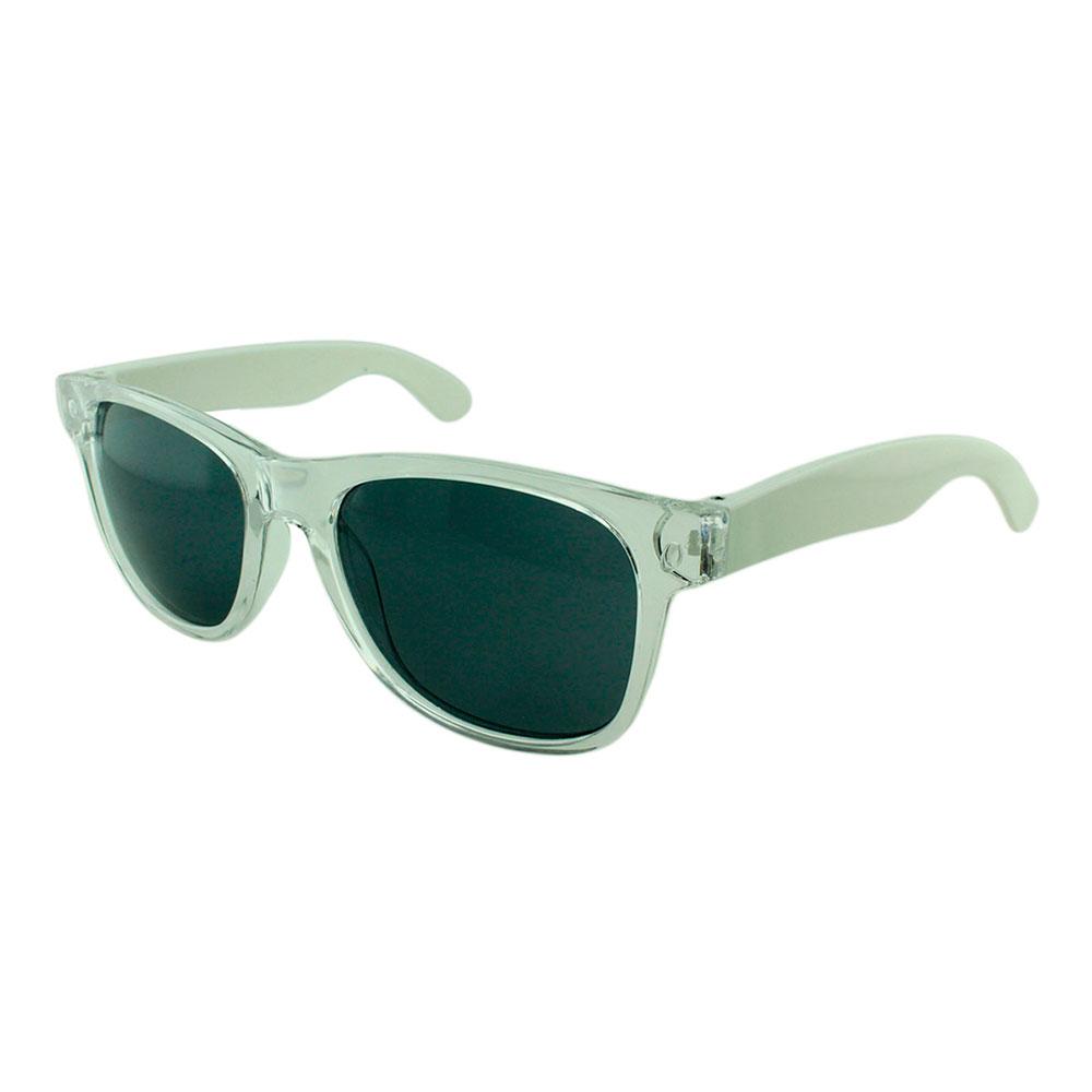 Óculos Solar para Brinde Unissex 743S Transparente e Branco (SOB ENCOMENDA)