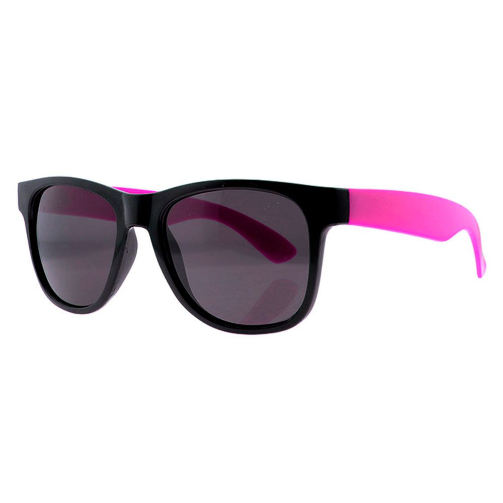 Óculos Solar para Brinde Unissex 243 Preto com Rosa (SOB ENCOMENDA)