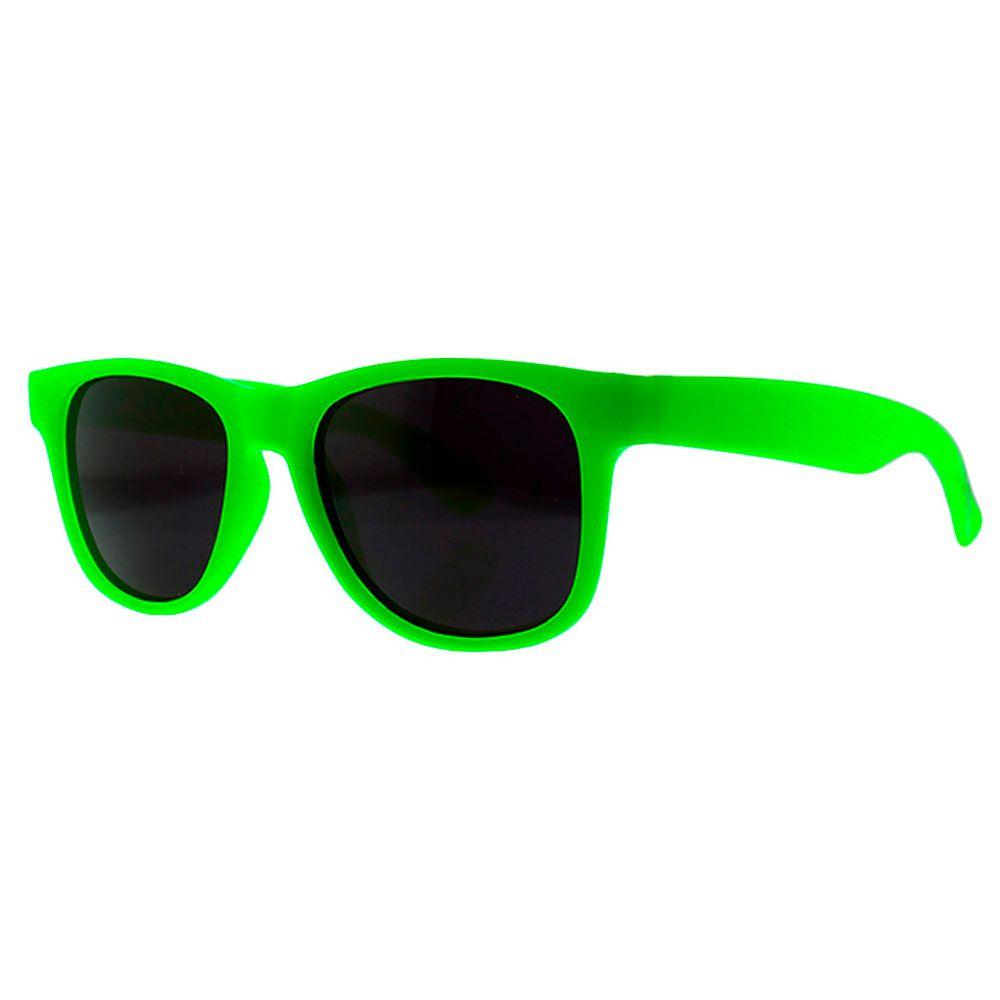 Óculos Solar para Brinde Unissex WFRAD Verde Claro (SOB ENCOMENDA)