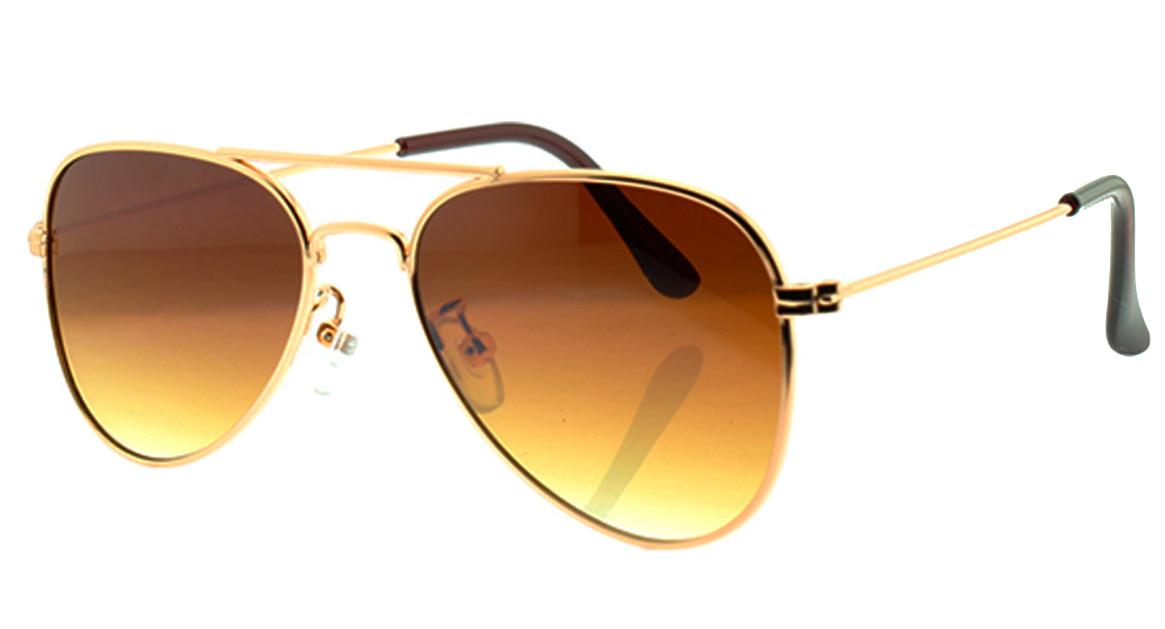 Óculos Solar Unissex AVIADOR A Marrom