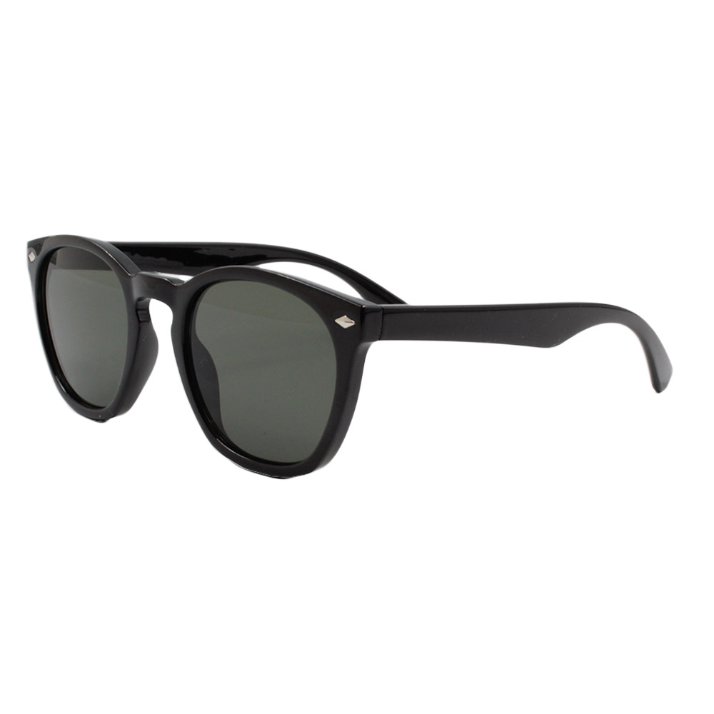 Óculos Solar Unissex B881486 Preta e Verde