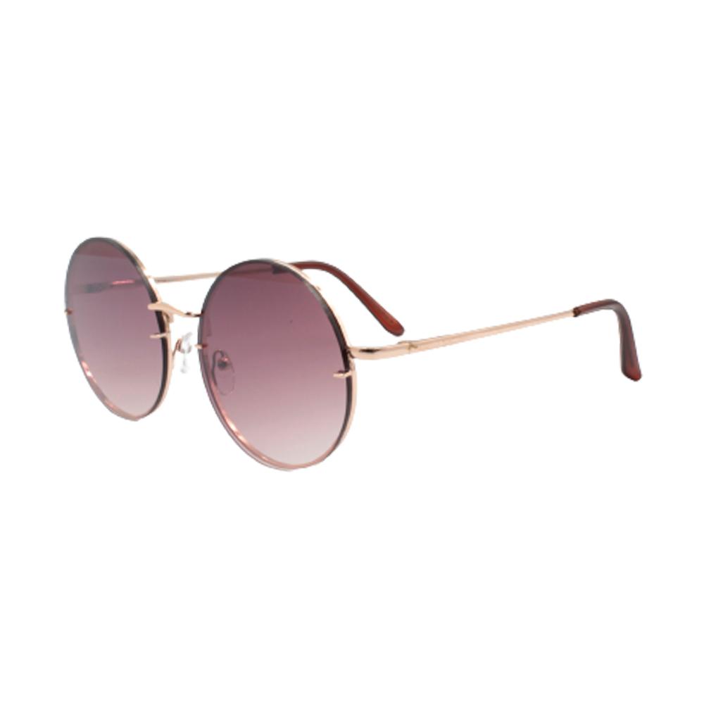 Óculos Solar Unissex DO71080-C7 Dourado e Roxo
