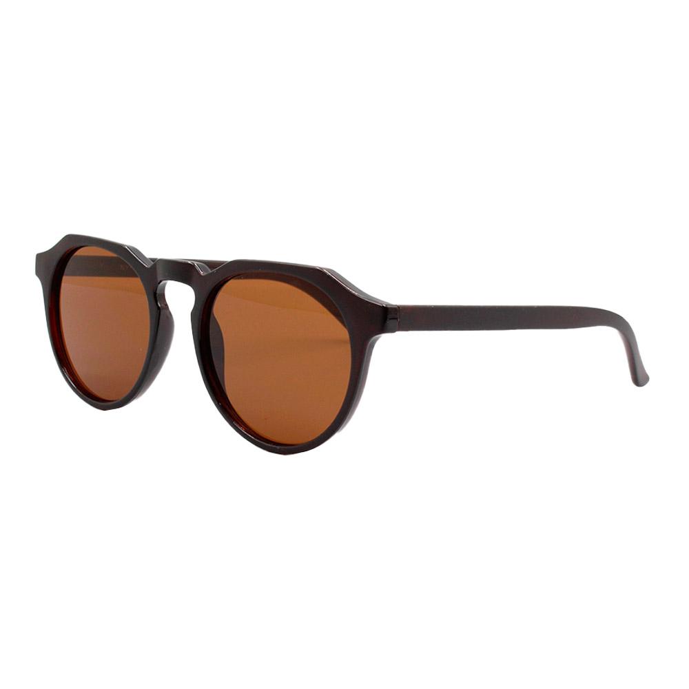 Óculos Solar Unissex NY19028 Marrom