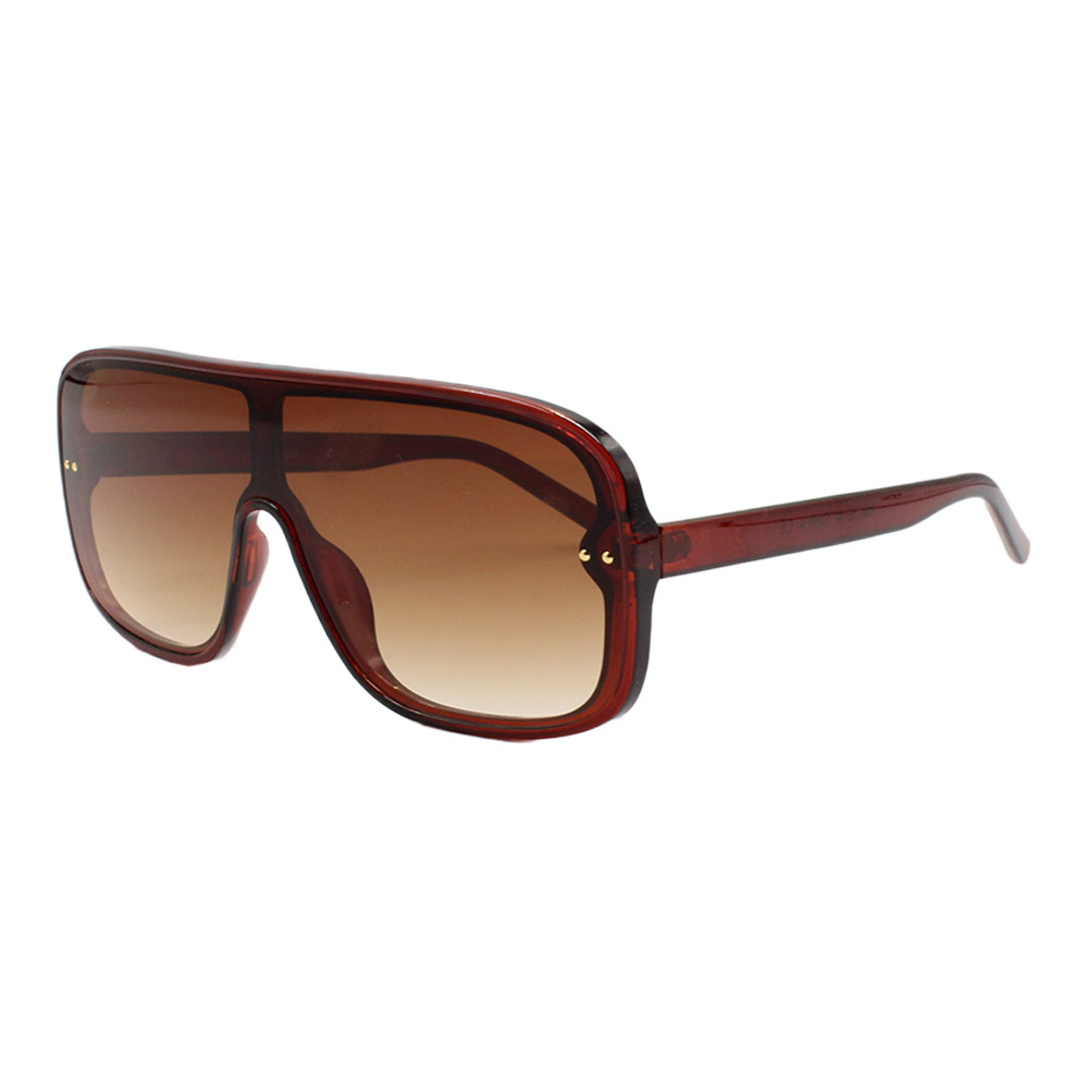 Óculos Solar Unissex NYD145 Marrom