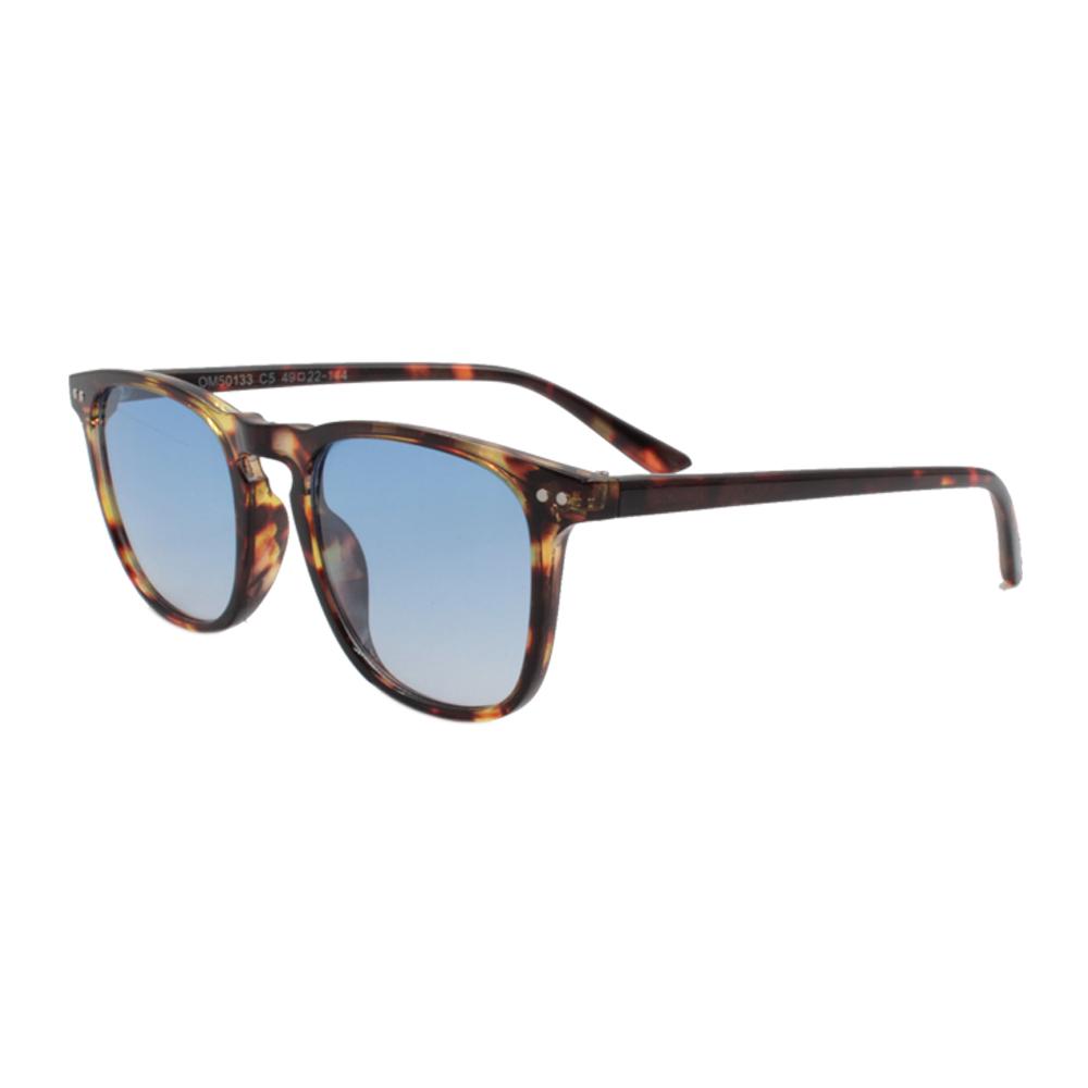Óculos Solar Unissex OM50133-C5 Mesclado e Azul