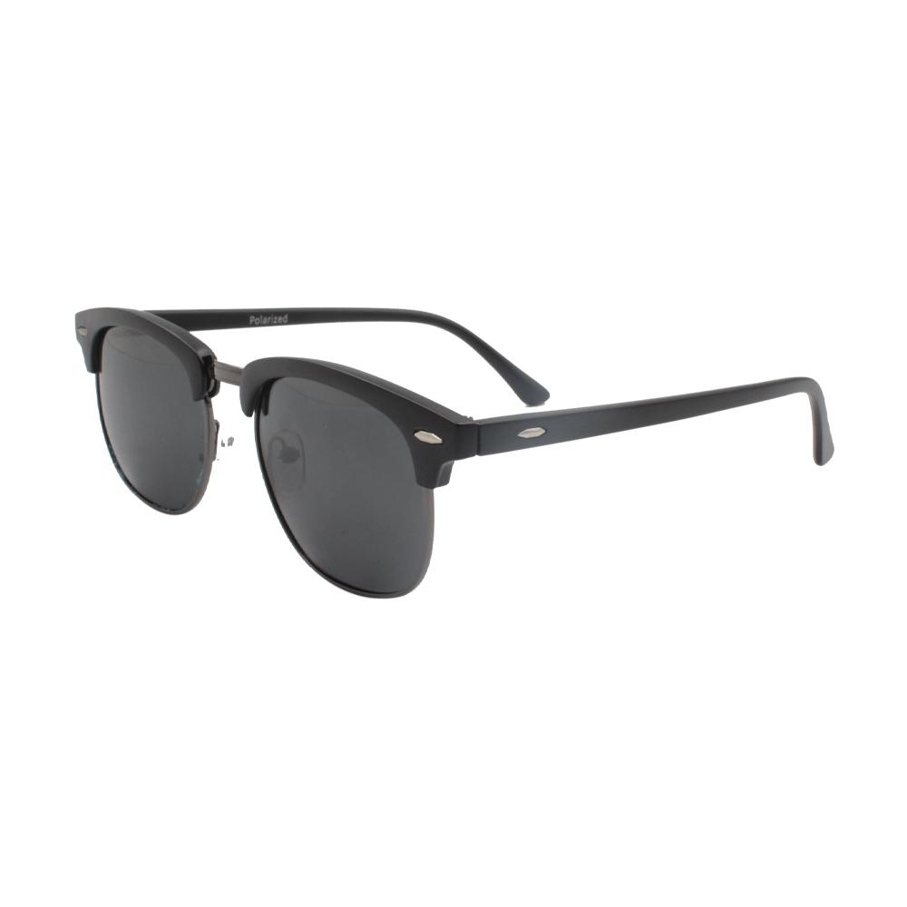 Óculos Solar Unissex Polarizado HP2563P-C1 Grafite e Preto