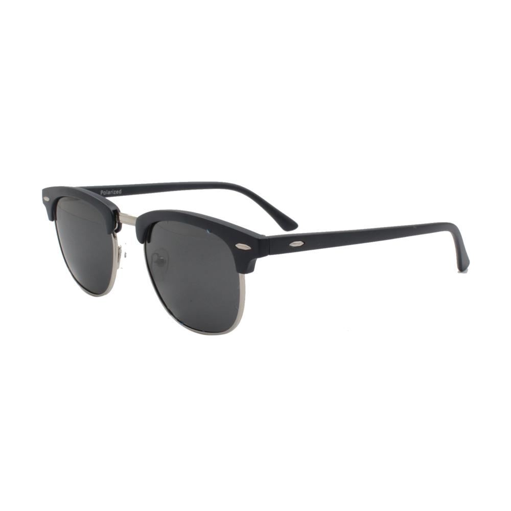 Óculos Solar Unissex Polarizado HP2563P-C3 Dourado e Azul