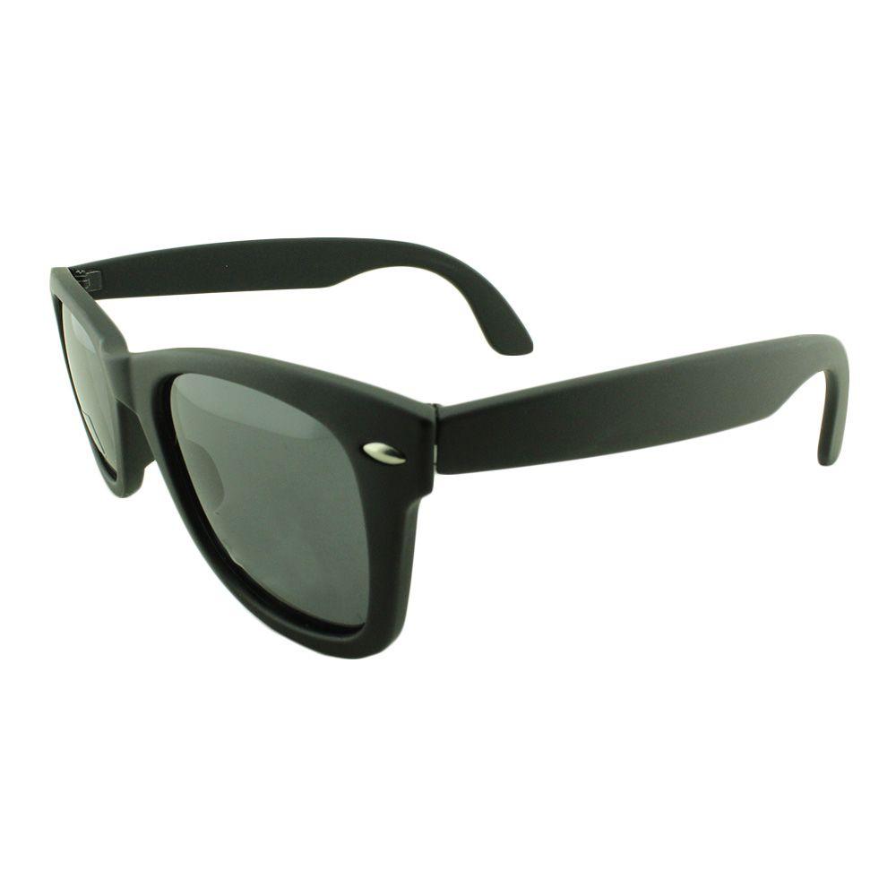 Óculos Solar Unissex Polarizado P6062 Preto