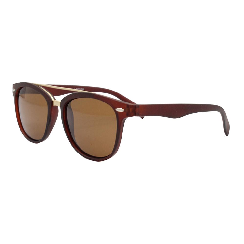 Óculos Solar Unissex Polarizado RVP006 Marrom