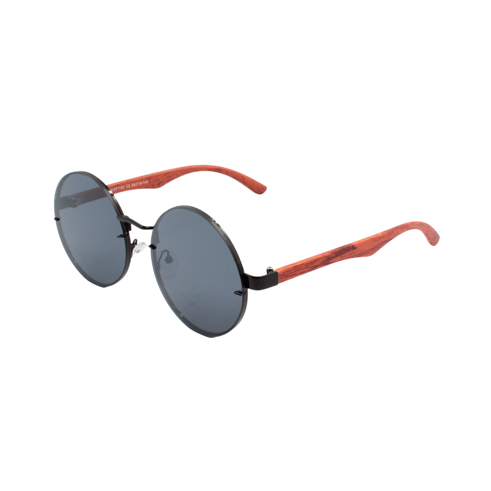 Óculos Solar Unissex Primeira Linha DOZ71150-C2 Preto