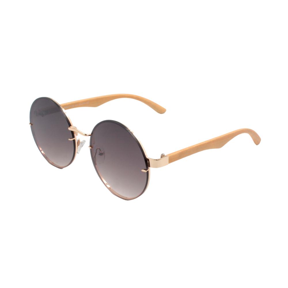 Óculos Solar Unissex Primeira Linha DOZ71150-C5 Dourado e Preto