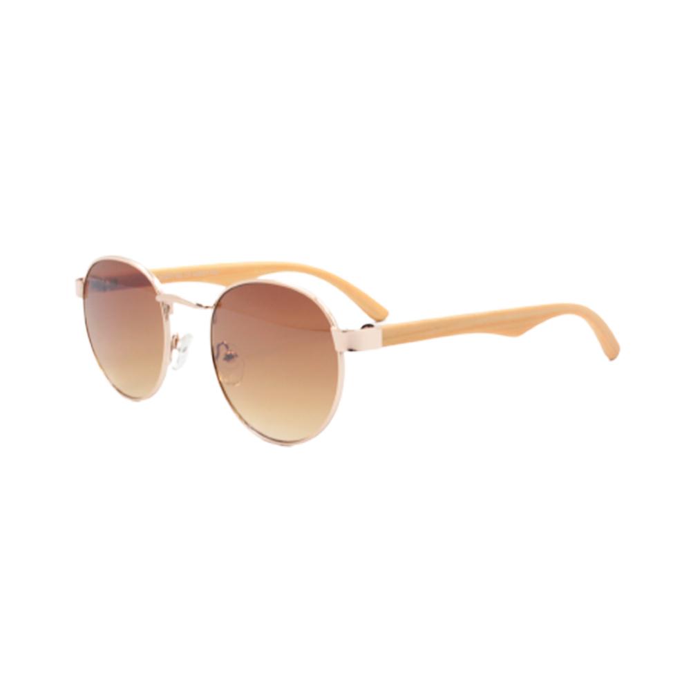 Óculos Solar Unissex Primeira Linha DOZ71152-C3 Dourado e Marrom