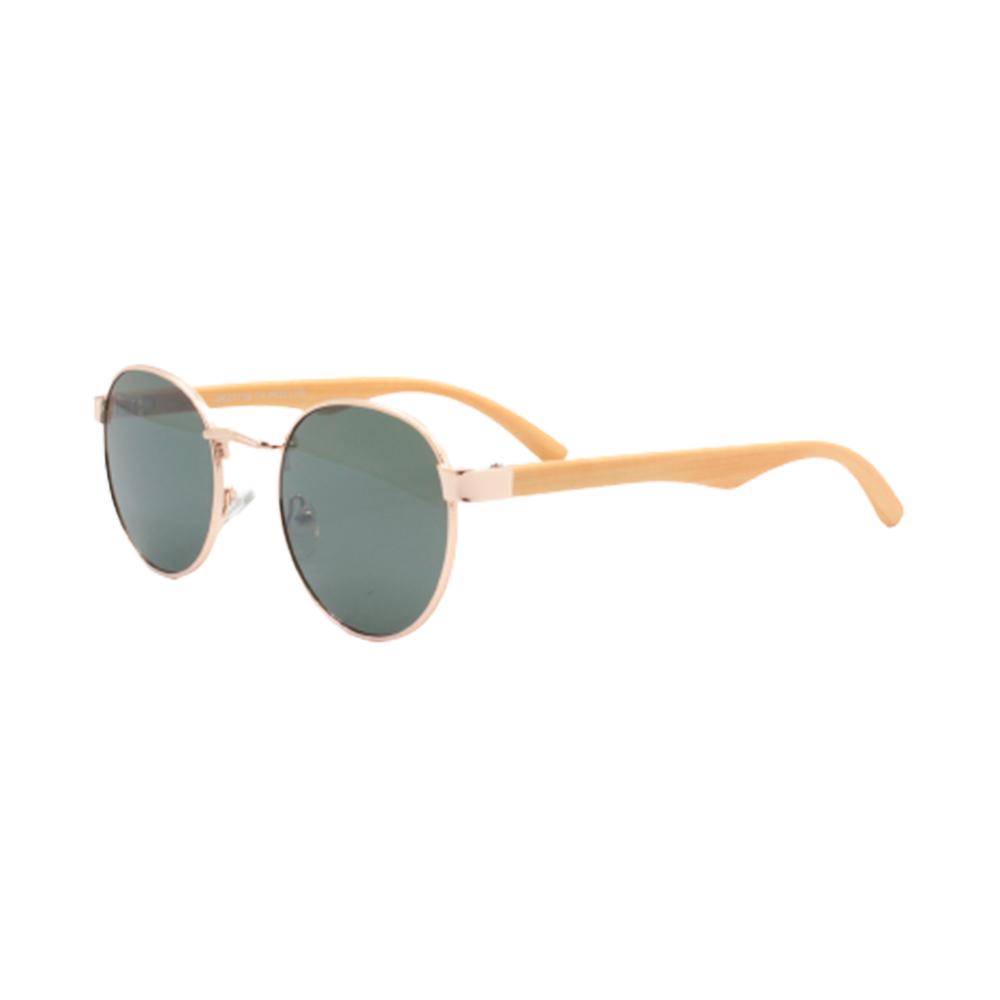 Óculos Solar Unissex Primeira Linha DOZ71152-C4 Dourado e Verde