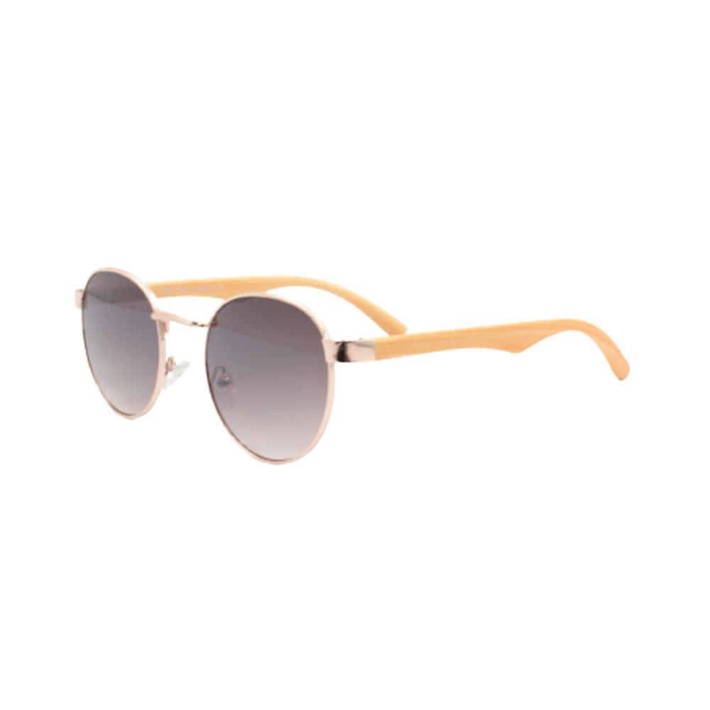 Óculos Solar Unissex Primeira Linha DOZ71152-C5 Dourado e Fumê