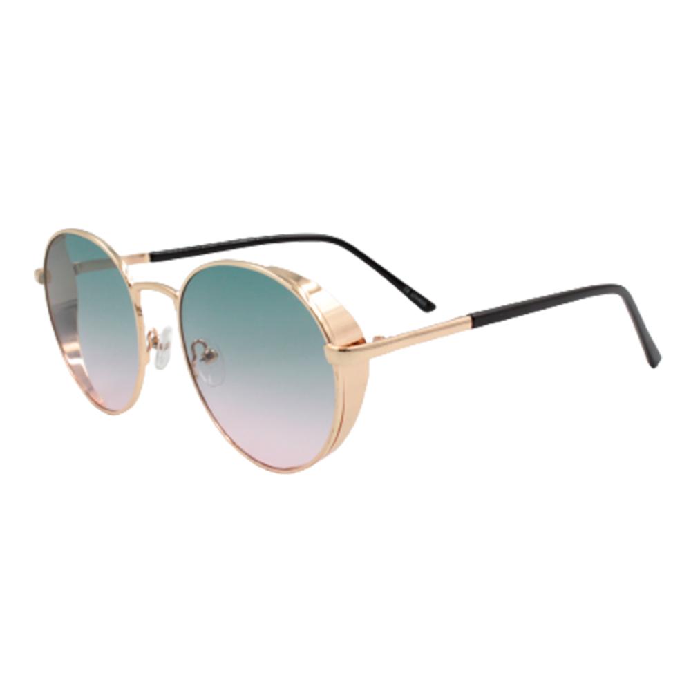 Óculos Solar Unissex Primeira Linha FY8192-C4 Dourado Colorido