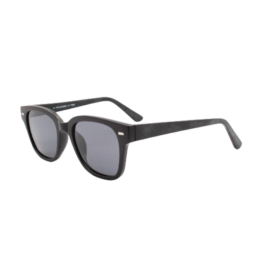 Óculos Solar Unissex Primeira Linha Polarizado OM22162-C2 Preto Fosco