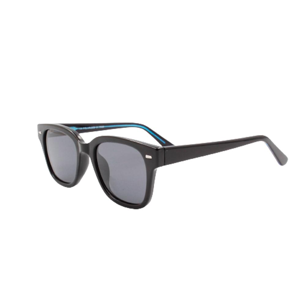 Óculos Solar Unissex Primeira Linha Polarizado OM22162-C5 Preto e Azul