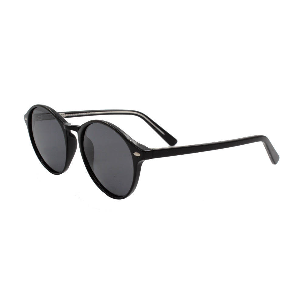Óculos Solar Unissex Primeira Linha Polarizado OM22163-C1 Preto