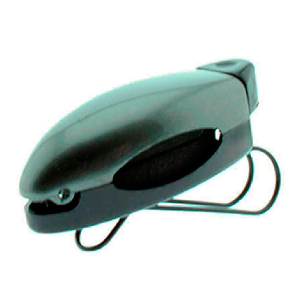 Porta Óculos Veicular para Quebra Sol Clip Car P108 Cinza - Unidade