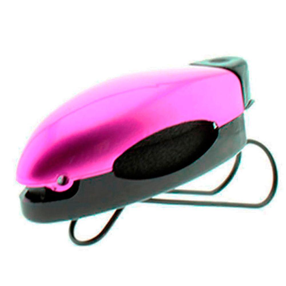 Porta Óculos Veicular para Quebra Sol Clip Car P108 Roxo - Unidade