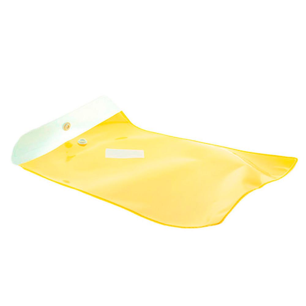 Porta Ordem de Serviços para Óticas com Botão PSB002 Amarelo