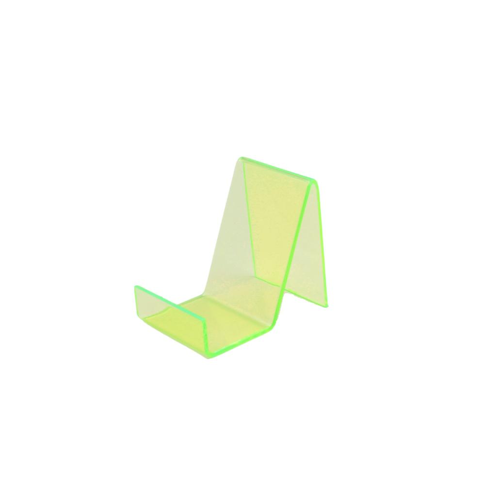 Suporte para Celular em Plástico 2344556 Azul com 5 Unidades