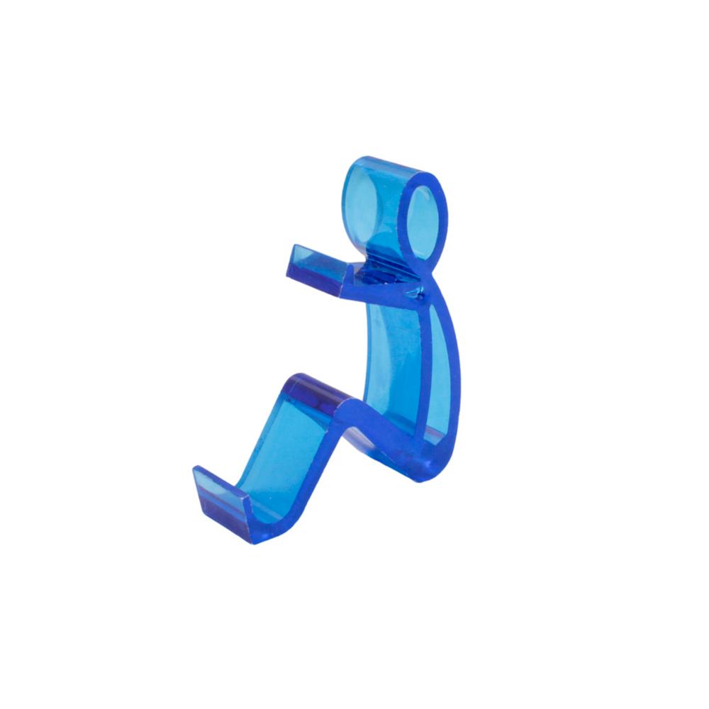 Suporte para Celular em Plástico 59EXP Azul com 4 Unidades
