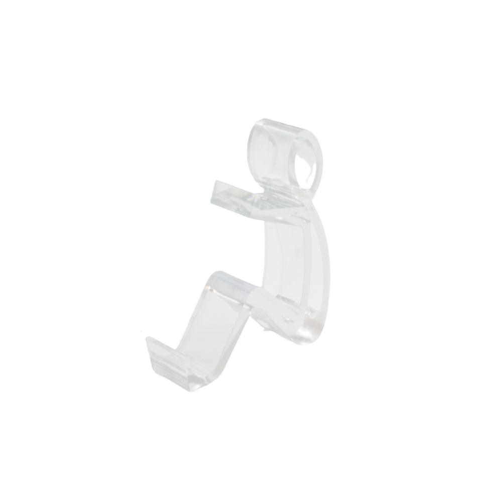 Suporte para Celular em Plástico 59EXP Transparente com 4 Unidades