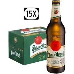 15x Cerveja Tcheca PILSNER URQUELL 500ml
