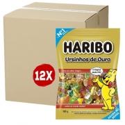 12x Bala HARIBO Ursinho 100g