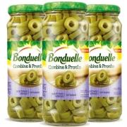 3x Azeitona BONDUELLE Verde Fatiada 320g
