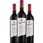 3x Vinho NEDERBURG Winemast Shiraz 2017 750ml
