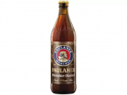 4x Cerveja Alemã PAULANER Weissbier Dunkel 500ml