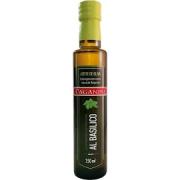 Azeite Italiano Extra Virgem PAGANINI Al Basilico 250ml