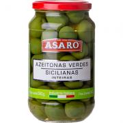 Azeitona Verde Siciliana ASARO 340ml
