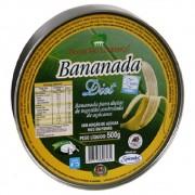 Bananada Diet Lata São Lourenço 500g