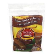 Bananinha com Chocolate TACHÃO DE UBATUBA 200g