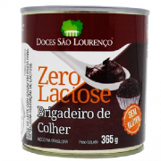 Brigadeiro de Colher Zero Lactose SÃO LOURENÇO 365g