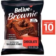 Brownie Chocolate Zero BELIVE 10x40g