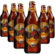 Cerveja Artesanal DAMA Bier Pilsen 600ml (6 unidades)